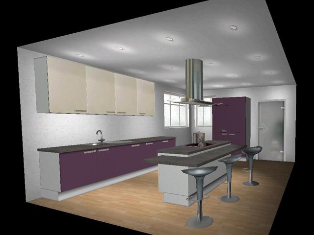 wellmann alno messek che k chenzeile insel vollausstattung incl ger te k che ebay. Black Bedroom Furniture Sets. Home Design Ideas