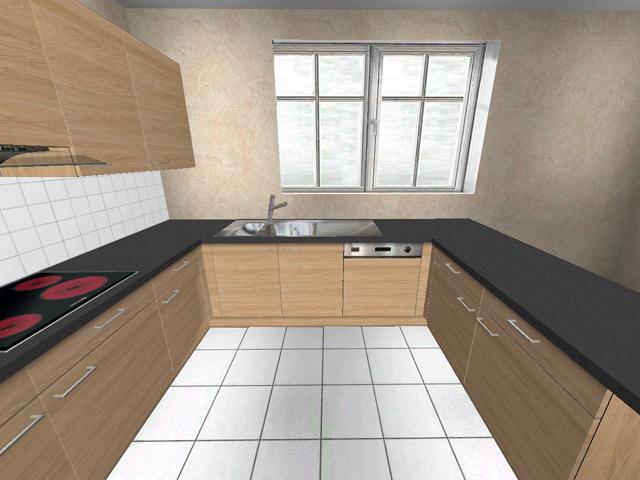 wellmann alno buche k che incl elektroger te neu ovp orig umplanbar ebay. Black Bedroom Furniture Sets. Home Design Ideas