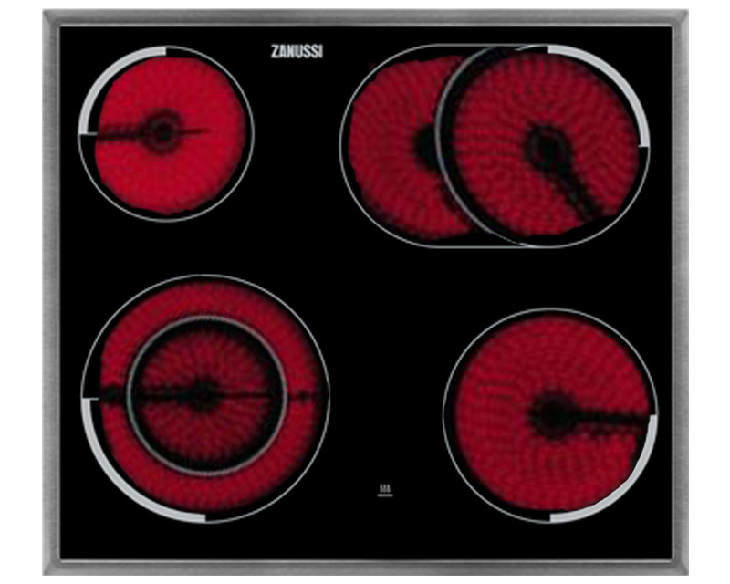 einbau kochfeld ersetzt privileg electrolux juno kochplatte glaskeramik ebay. Black Bedroom Furniture Sets. Home Design Ideas