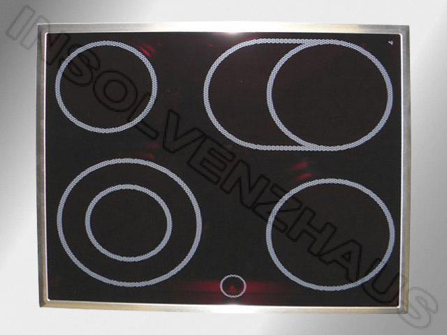 kochfeld privileg elektroherd eh 30750 italia eh 30800 p eh 30850 p ebay. Black Bedroom Furniture Sets. Home Design Ideas