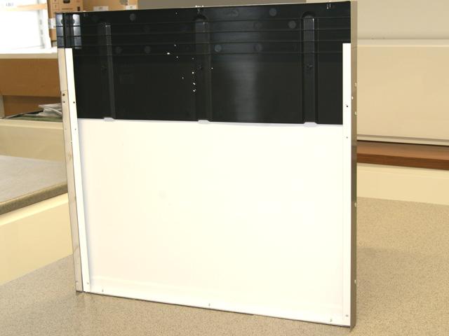 60 cm sp lmaschine t rfront front teilintegrierte sp lmaschine ebay. Black Bedroom Furniture Sets. Home Design Ideas