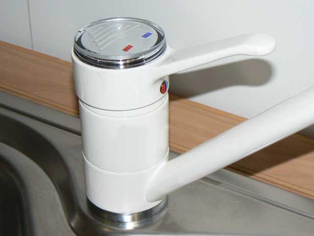einhebel boiler armatur orig. 219.- niederdruck einhebelmischer ... - Küche Boiler