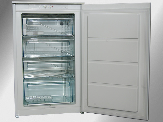 87 5 cm einbau gefrierschrank orig 399 a 4 schubladen superfrost schleppt r ebay. Black Bedroom Furniture Sets. Home Design Ideas