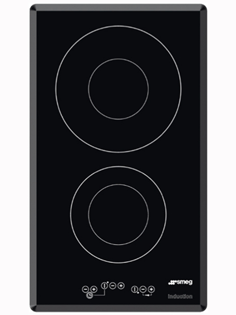 smeg se2320id1 domino 30 cm induktion kochfeld touch control topferkennung. Black Bedroom Furniture Sets. Home Design Ideas