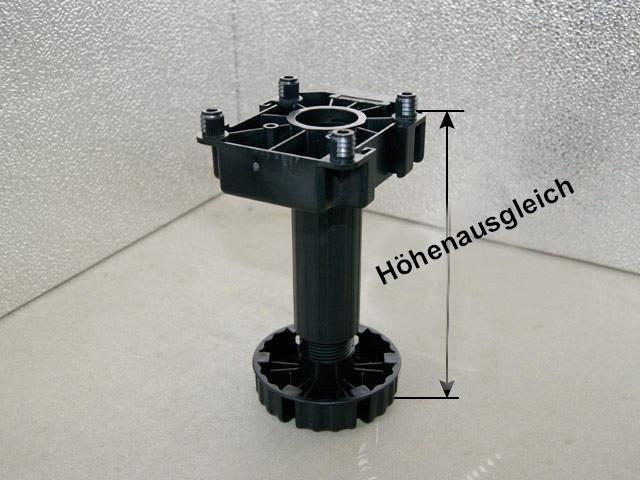 20x k chen f e verstellbar k chenf e k che verstellbereich 149mm 220 mm neu ebay. Black Bedroom Furniture Sets. Home Design Ideas