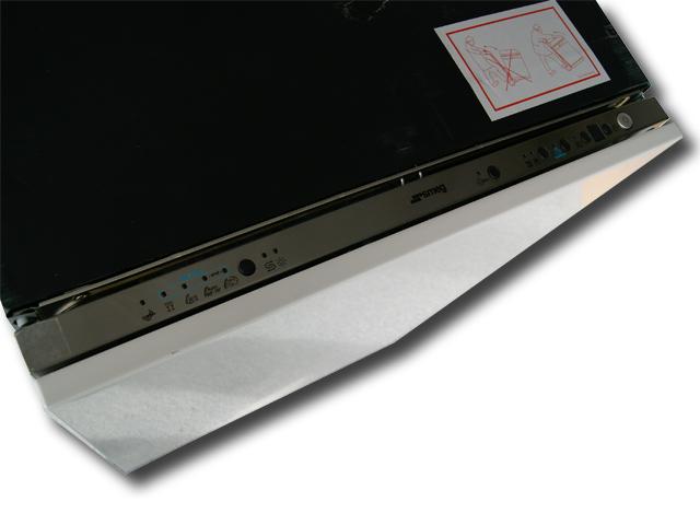 smeg einbau sp lmaschine 60cm vollintegriert sockelfrei smeg stla828a hocheinbau ebay. Black Bedroom Furniture Sets. Home Design Ideas