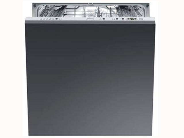 smeg einbau sp lmaschine 60cm vollintegriert sockelfrei smeg stla828a hocheinbau ebay. Black Bedroom Furniture Sets. Home Design Ideas