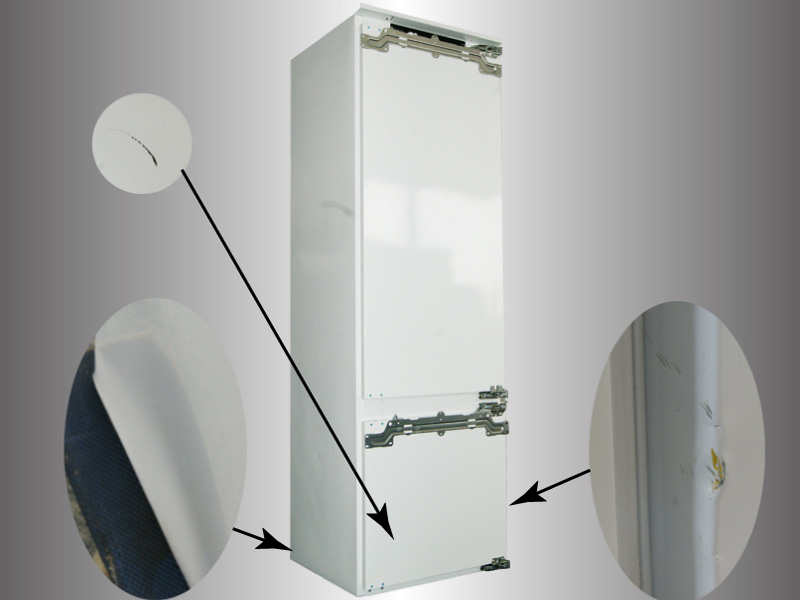 177cm einbau k hl gefrier kombination a longfresh schubladen bio aeg scz81800. Black Bedroom Furniture Sets. Home Design Ideas