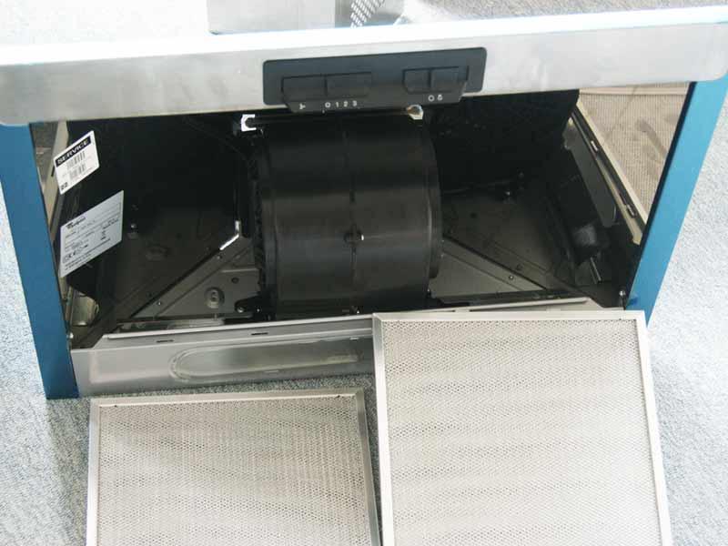 60 cm whirlpool akr 754 1 ix wandhaube 416 cbm edelstahl abluft und umluft ebay. Black Bedroom Furniture Sets. Home Design Ideas