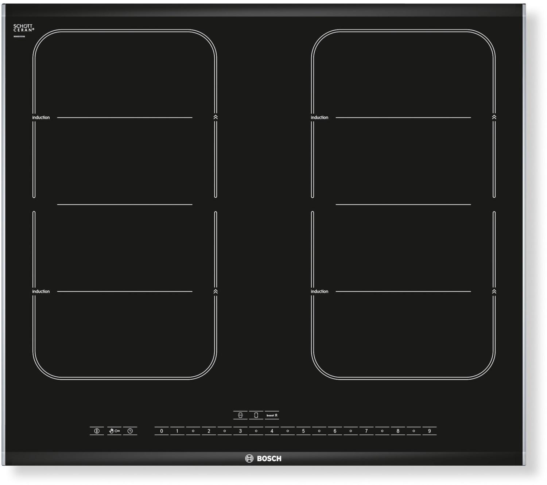 bosch piv 67514 e induktions kochfeld fl cheninduktion induktionsplatte fl chig ebay. Black Bedroom Furniture Sets. Home Design Ideas