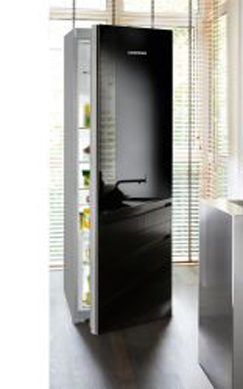 liebherr k hlschrank gefrier adward a front glas schwarz biofresh stand ebay. Black Bedroom Furniture Sets. Home Design Ideas
