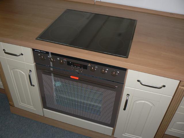 Küchenschrank für einbauherd