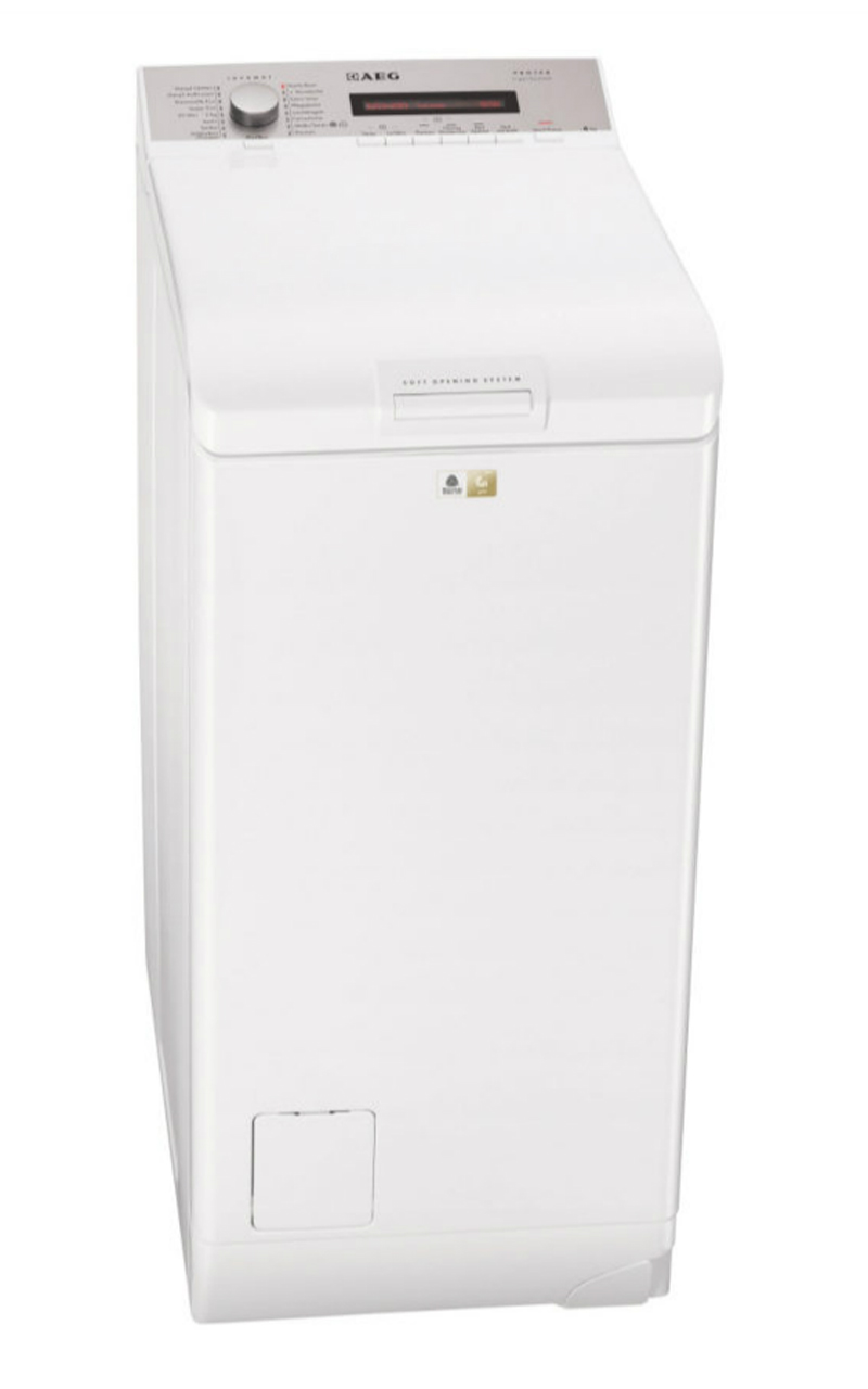 nur 40 cm aeg lavamat toplader waschmaschine 6 kg effizienz a 1400 u min ebay. Black Bedroom Furniture Sets. Home Design Ideas