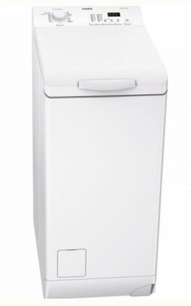 40 cm aeg 60260 tl1 toplader waschmaschine 6kg. Black Bedroom Furniture Sets. Home Design Ideas