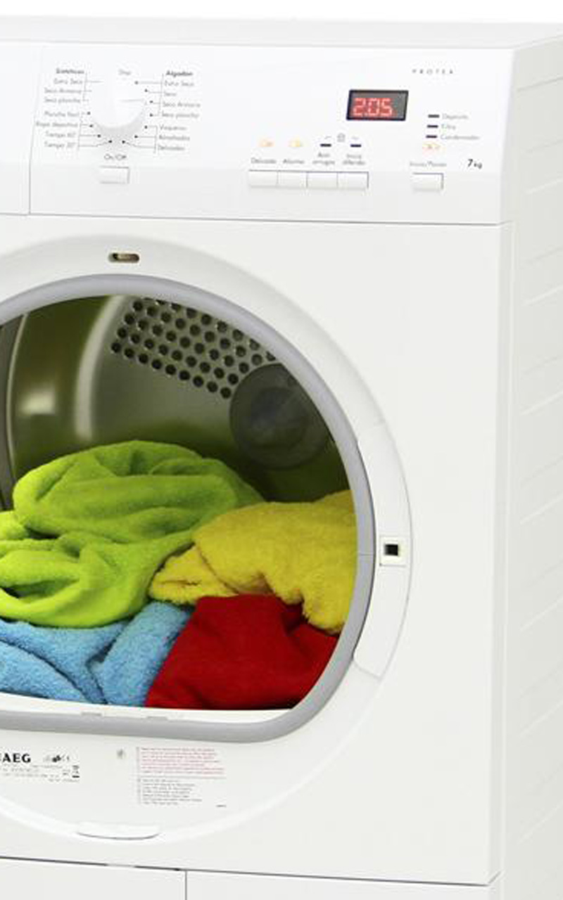 aeg 61270 ac kondenstrockner 7 kg knitterschutz led. Black Bedroom Furniture Sets. Home Design Ideas