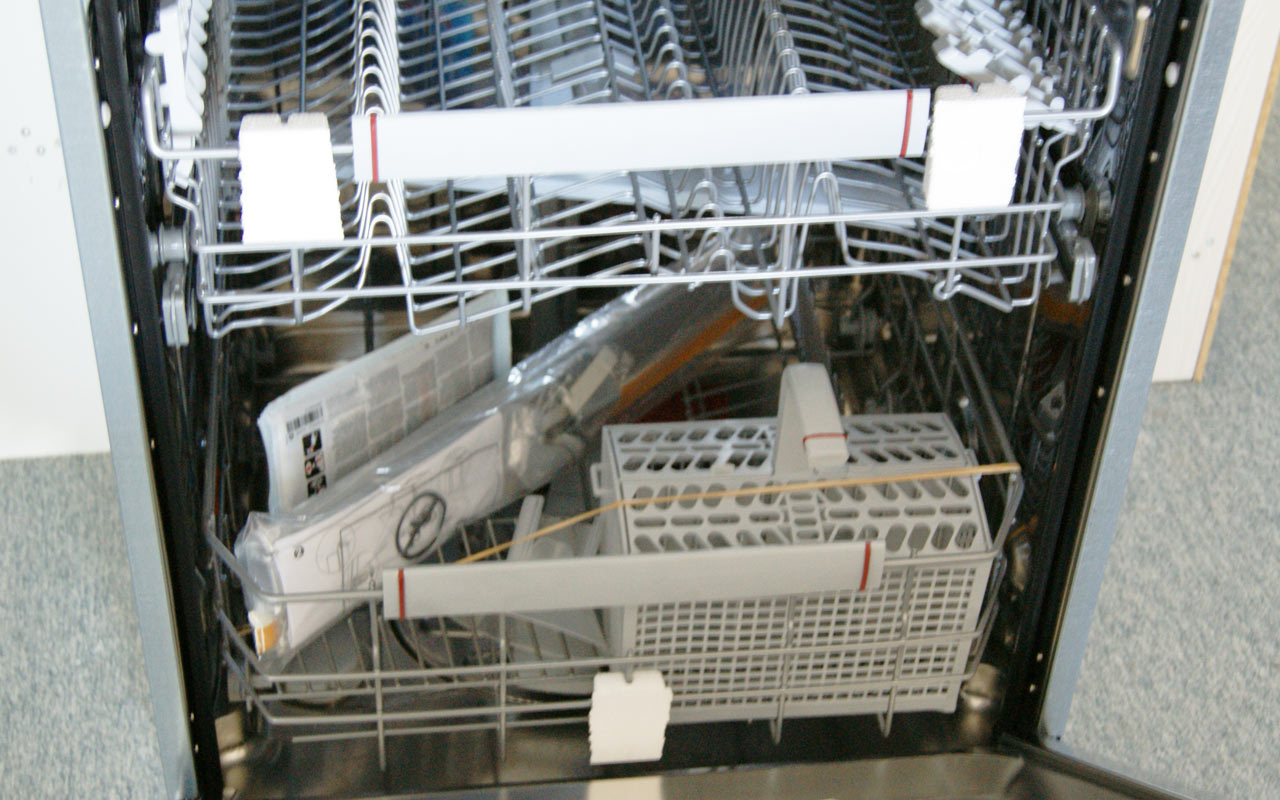 60 cm aeg spülmaschine einbau orig 879, a  ~ Geschirrspülmaschine Teilintegrierbar