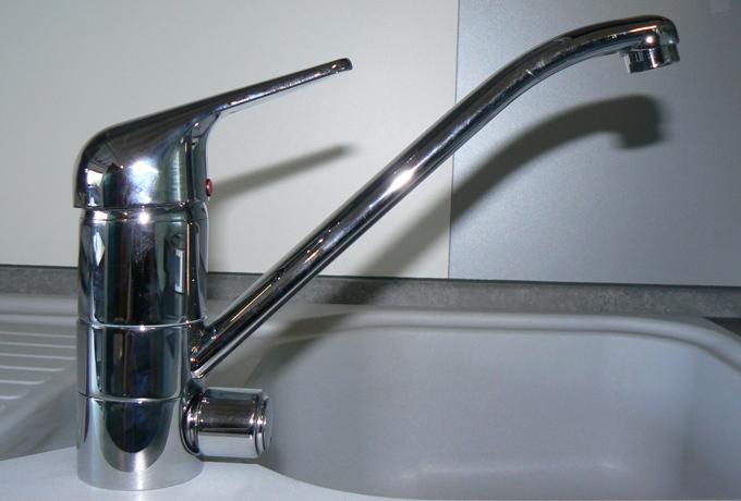 chrom wasserhahn + spülmaschine mit absperrventil alno ag  ~ Wasserhahn Zeichen Spülmaschine
