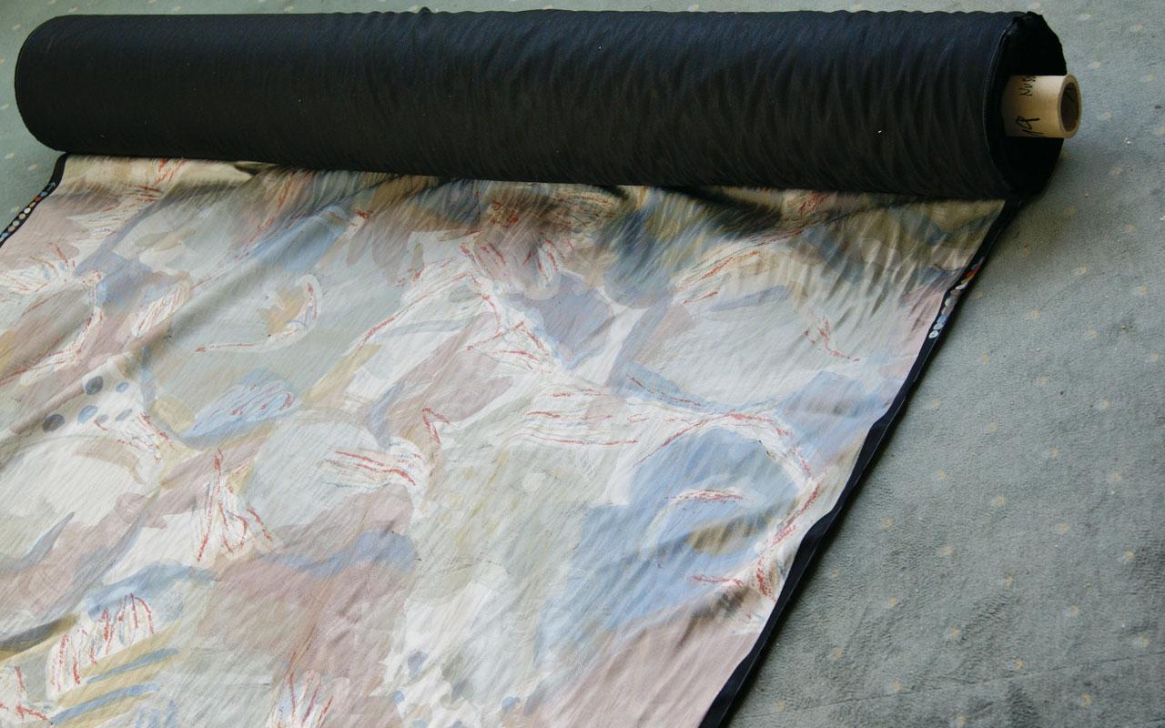 stoff m belstoff rohleder hitex bunt gemustert bezug. Black Bedroom Furniture Sets. Home Design Ideas
