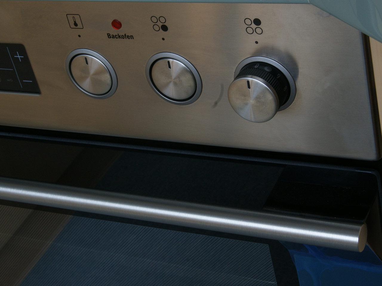 einbau edelstahl herd led touch display br terzone grill umluft hei luft ebay. Black Bedroom Furniture Sets. Home Design Ideas