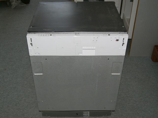 60 cm whirlpool sp lmaschine vollintegriert orig 729 effizienz a 5 programme ebay. Black Bedroom Furniture Sets. Home Design Ideas