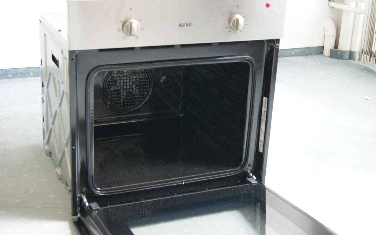 60 cm ignis einbau backofen orig 699 ekk a unterhitze. Black Bedroom Furniture Sets. Home Design Ideas