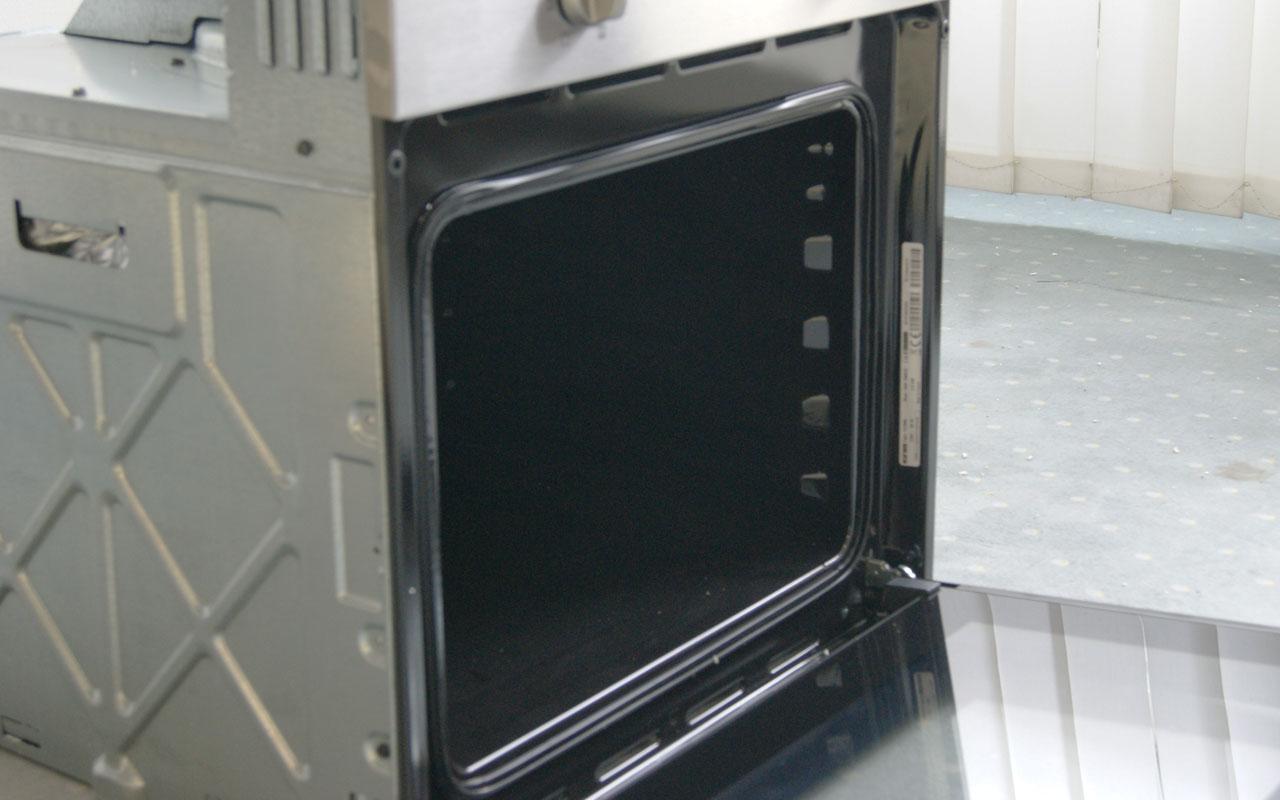 60 Cm Ignis Einbau Backofen Orig. 699.- EKK A Unterhitze