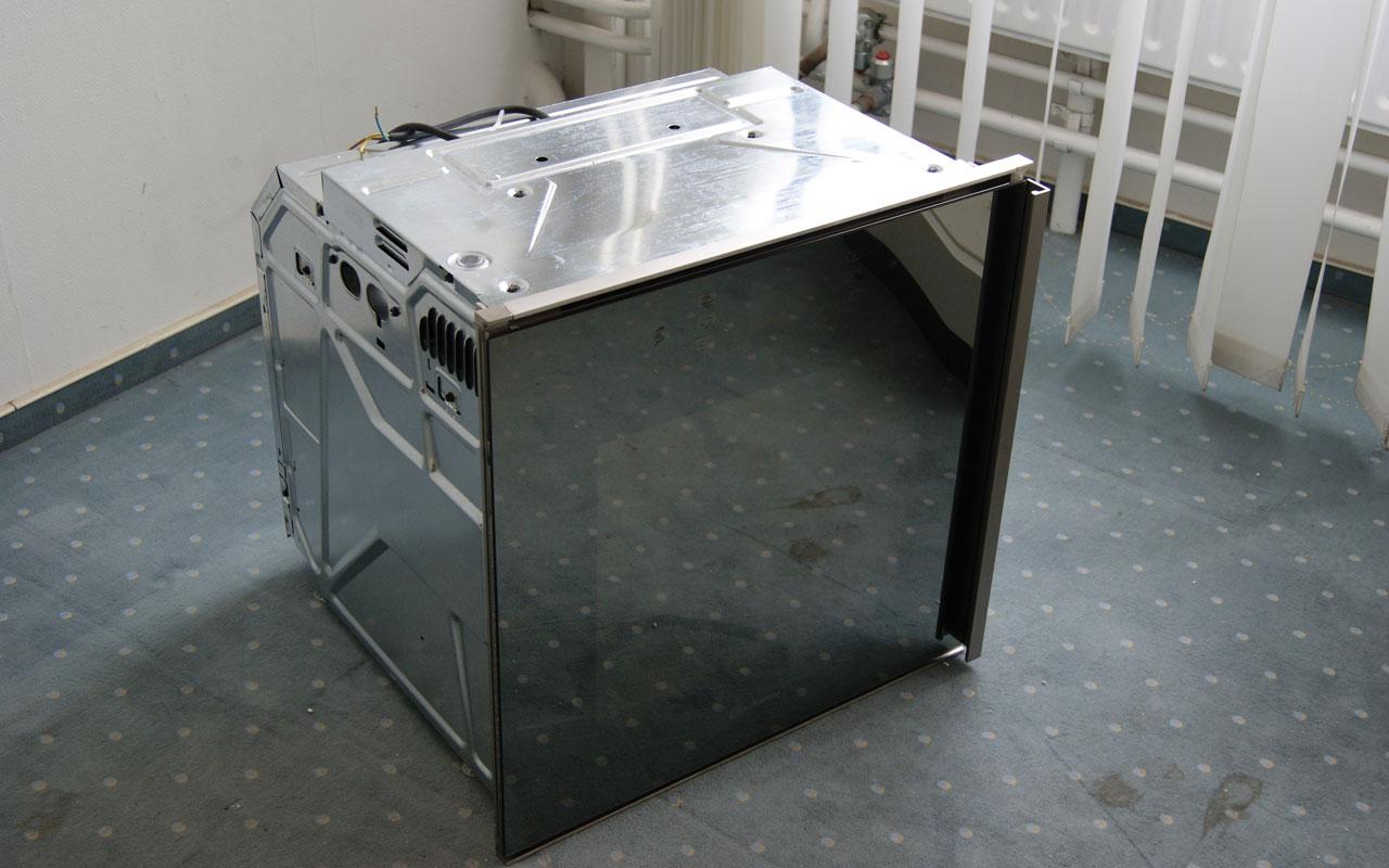 Einbau Backofen orig 1490, Touch Bauknecht BLTC 8100 ES  ~ Backofen Einbau