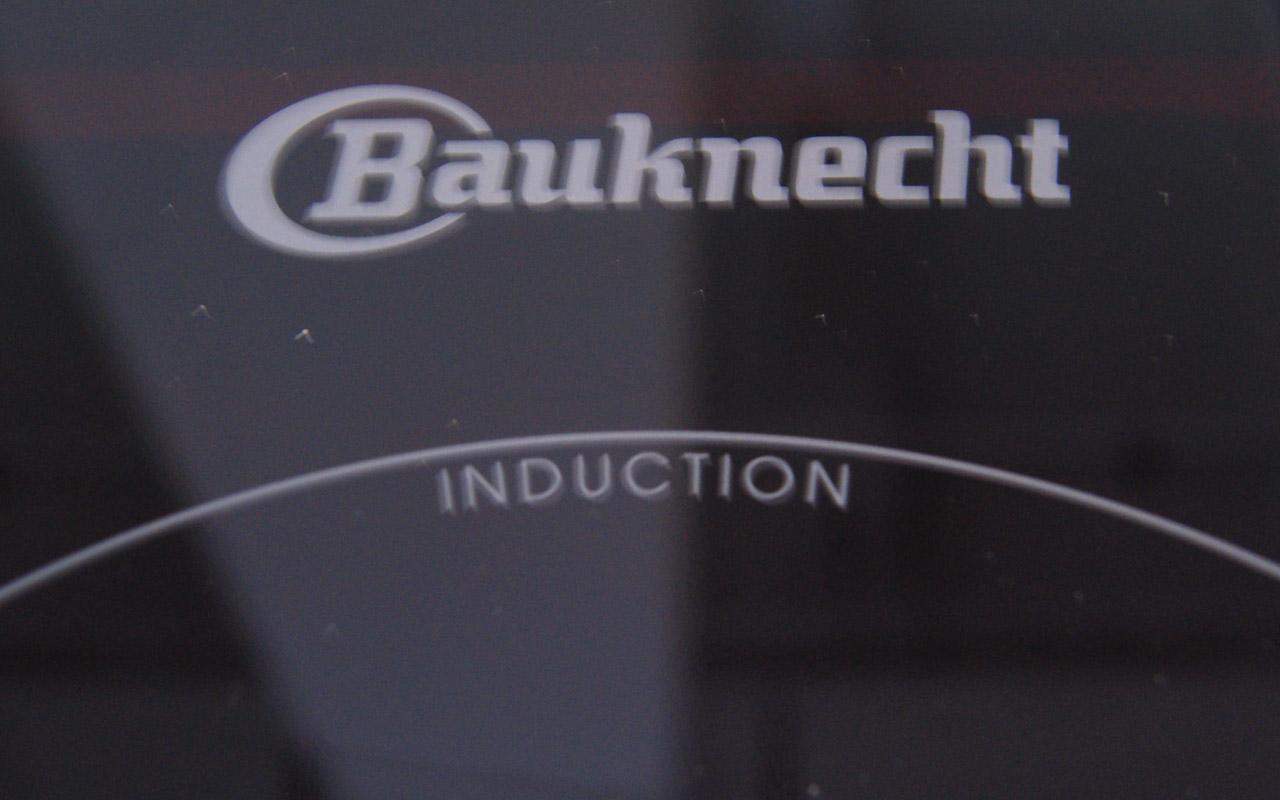 86 cm bauknecht etpi 8930 in induktionskochfeld facette induktion autark ebay. Black Bedroom Furniture Sets. Home Design Ideas