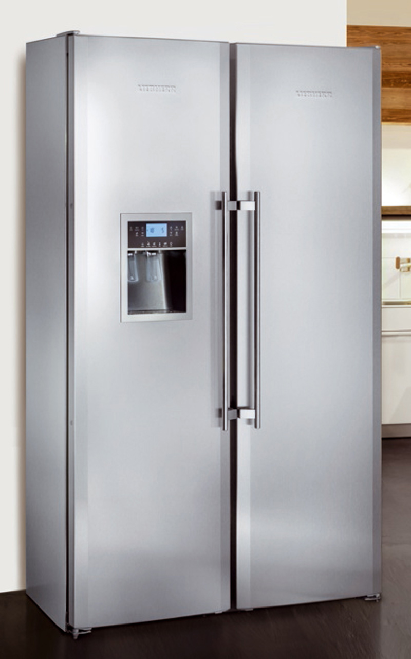 185 2 cm liebherr side by side orig 4599 a sbses 8283 20 biofresh icemaker. Black Bedroom Furniture Sets. Home Design Ideas