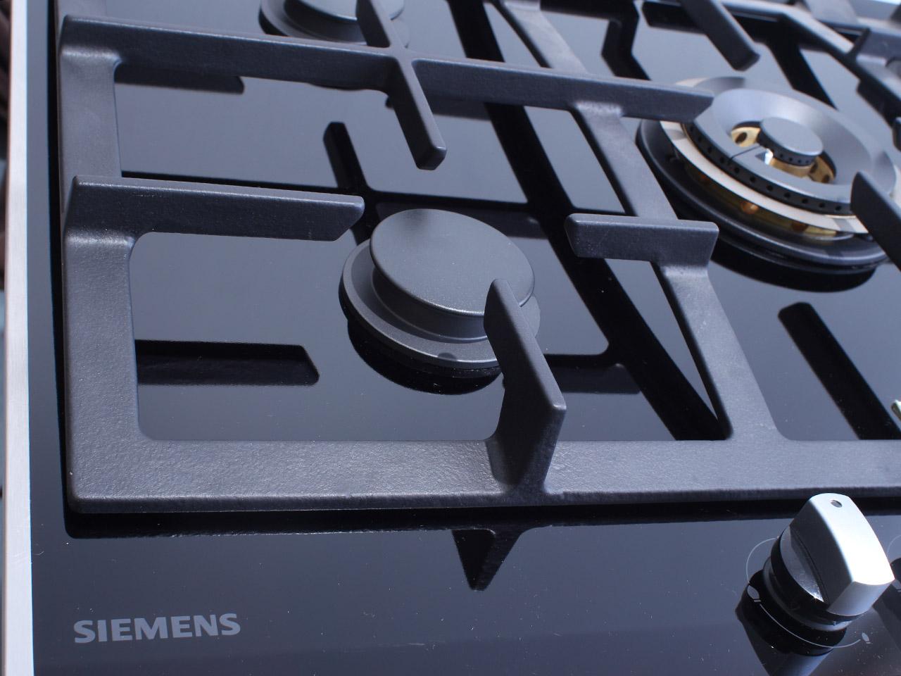 siemens kochfeld gas 70 cm autark 5 flammig glaskeramik gaskochfeld er747501e. Black Bedroom Furniture Sets. Home Design Ideas