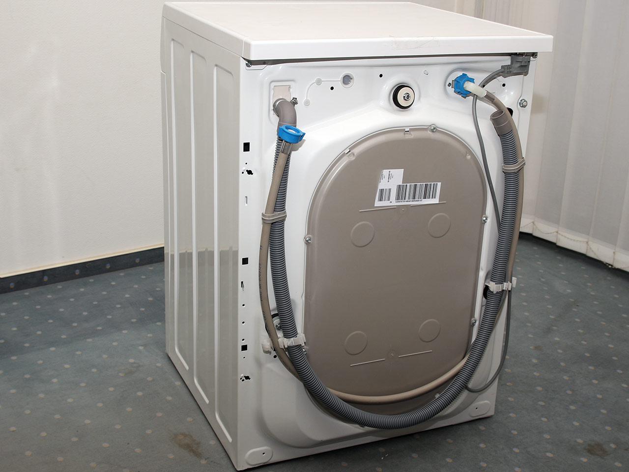 Waschtrockner 1100500 Umin 53kg Waschmaschine und  ~ Waschmaschine Und Trockner In Einem