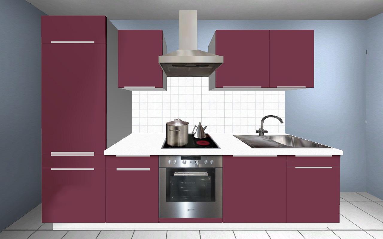220 cm hochschrank k chenzeile wellmann orig 6317 alno k che neu in in augsburg ebay. Black Bedroom Furniture Sets. Home Design Ideas