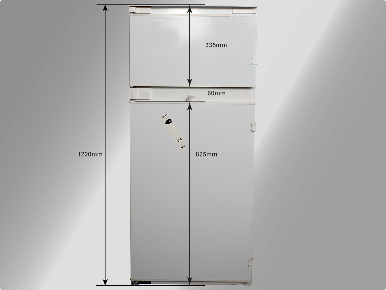 122 cm neff einbau k hl gefrier kombination glassb den gefrierkombination ebay. Black Bedroom Furniture Sets. Home Design Ideas