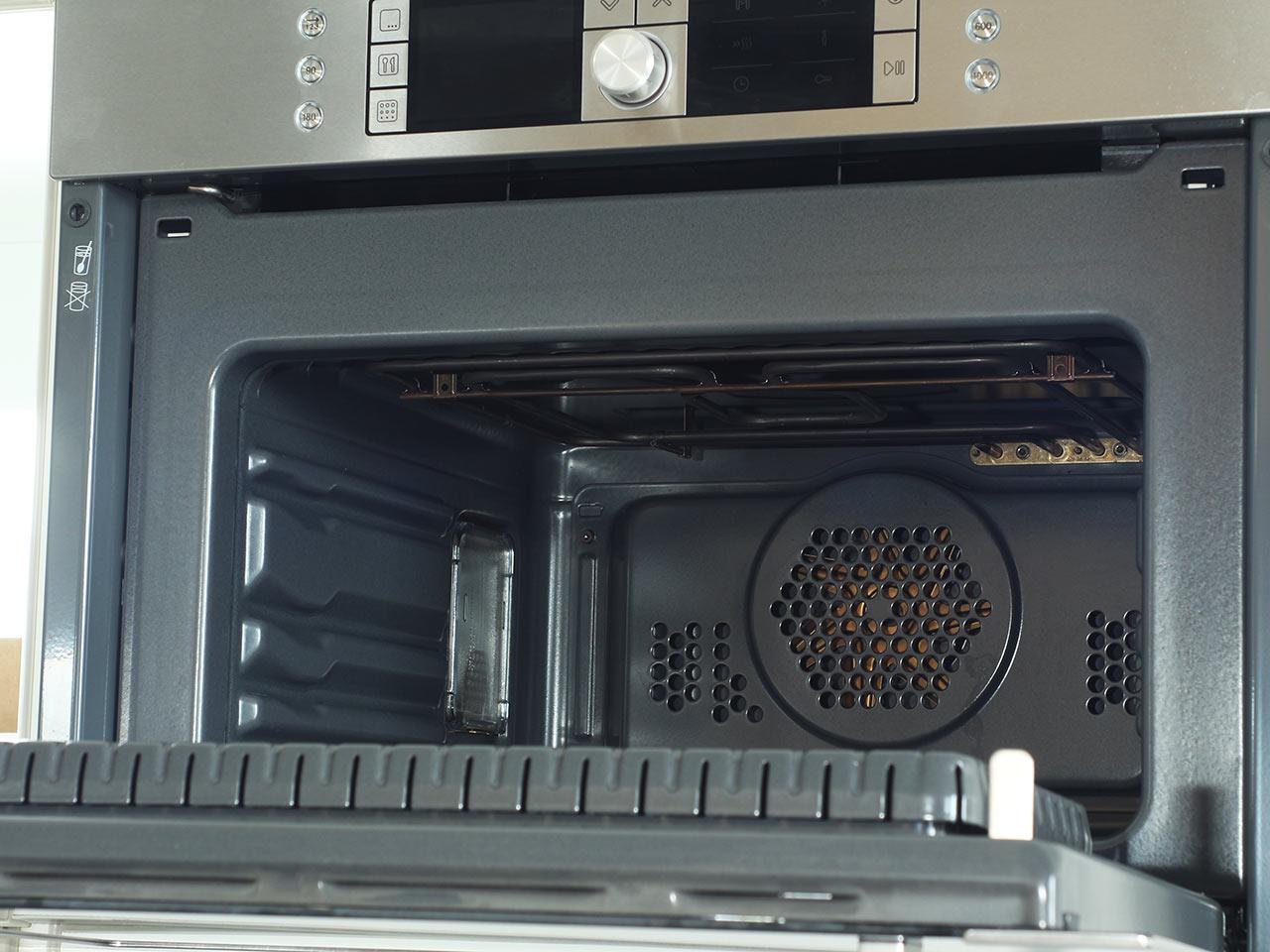 bosch hbc86p753 einbau kompakt backofen inkl mikrowelle. Black Bedroom Furniture Sets. Home Design Ideas