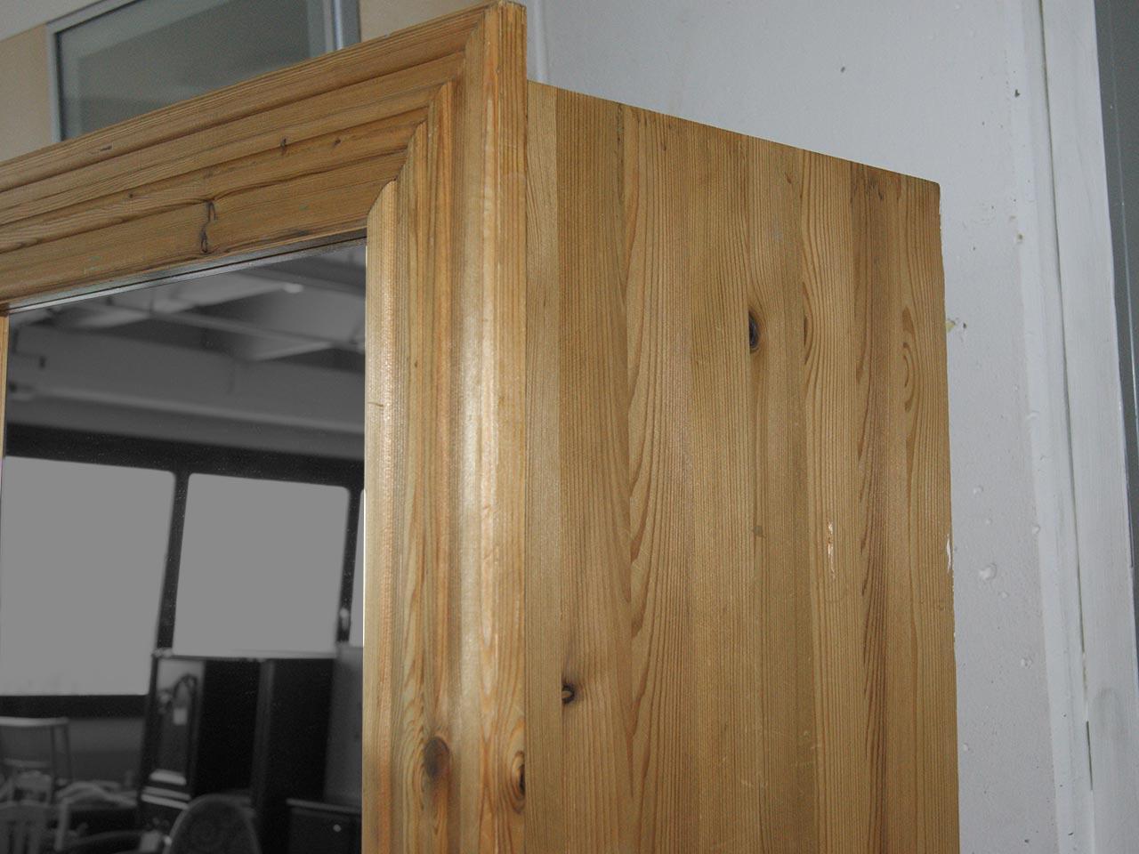 schuhh ngeschrank schuhschrank landhausstil fichte massiv f r 30 paar schuhe ebay. Black Bedroom Furniture Sets. Home Design Ideas
