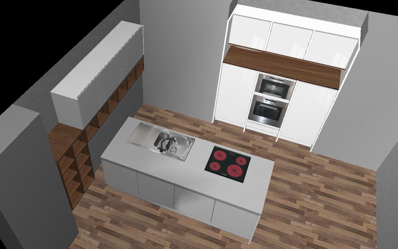 bett holzbalken selber bauen. Black Bedroom Furniture Sets. Home Design Ideas