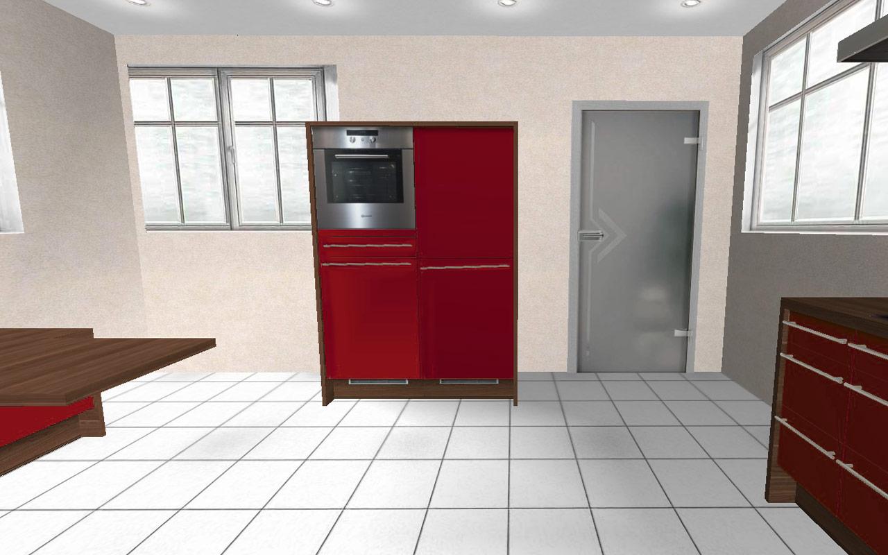 alno ag l k che sideboard sitzbank demischrankzeile elektroger te bordeaux in in augsburg ebay. Black Bedroom Furniture Sets. Home Design Ideas