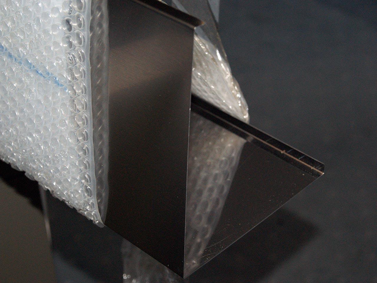 200 cm l form dunsthaube verlangerung dunstabzug for Abluftrohr dunstabzug