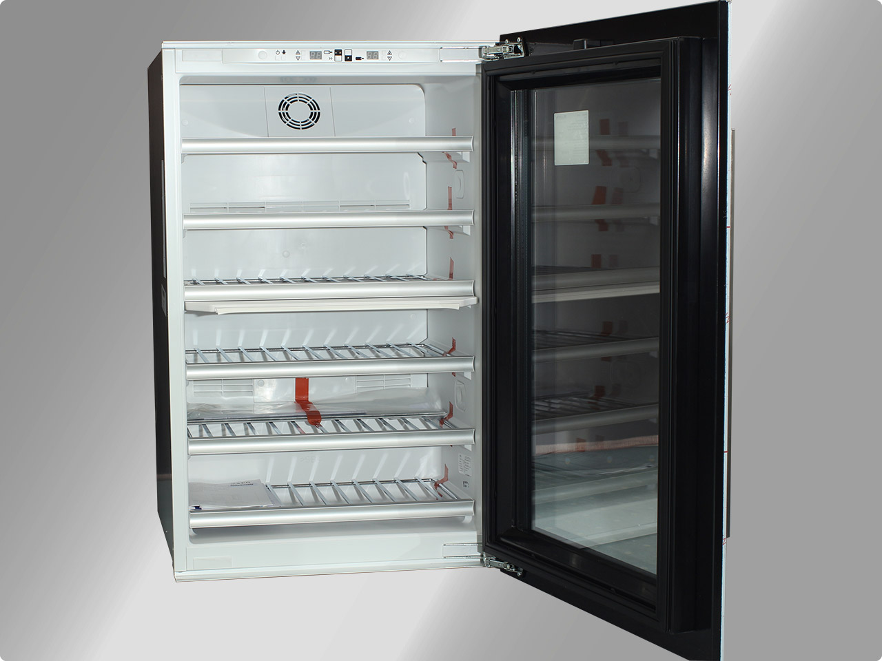 Weinkühlschrank Einbau Kühlschrank Weinfach Weinablage für ...