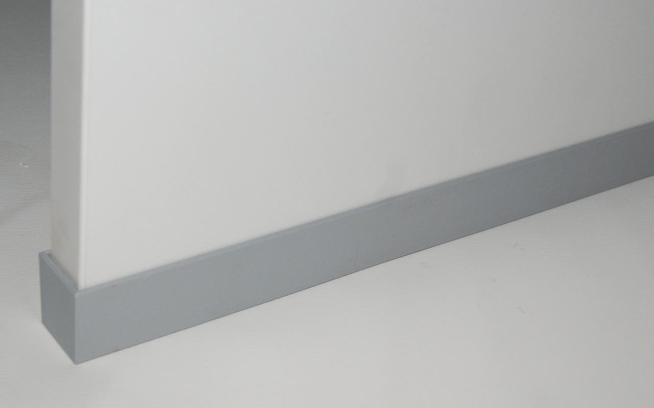 Wangenschuh 25 x 58 cm sockelleiste kuche abschluss for Küche bodenleiste