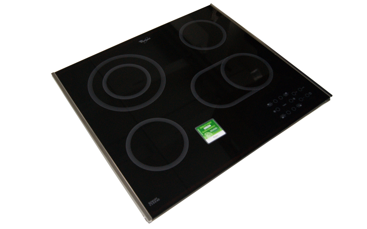 whirlpool autarkes glaskeramik kochfeld 58 cm touch control aussteller 4011577586992 ebay. Black Bedroom Furniture Sets. Home Design Ideas