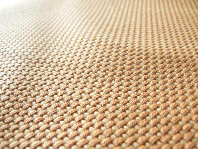 m belstoff terracotta bezug meterware stoffrest stuhl. Black Bedroom Furniture Sets. Home Design Ideas