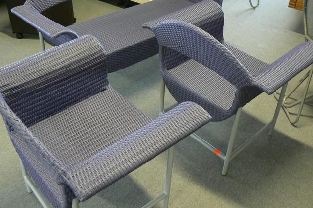 flechtatelier sch tz outdoor gartenm bel sessel gartensessel terrasse 2 wahl ebay. Black Bedroom Furniture Sets. Home Design Ideas