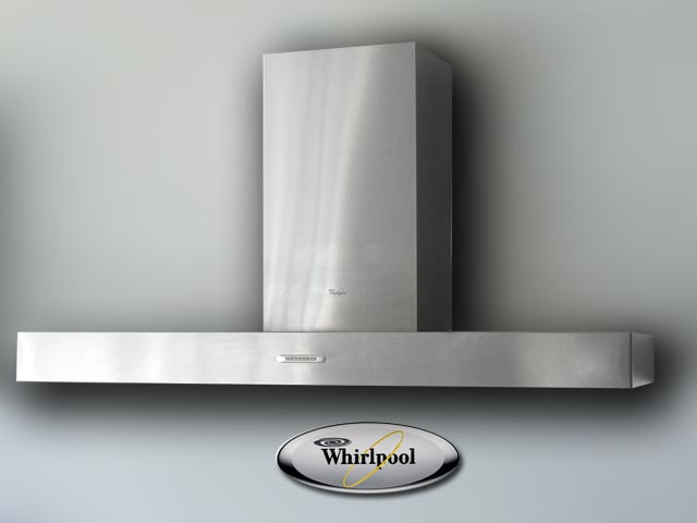 120 cm whirlpool edelstahl wanddunstabzug dunstabzugshaube sehr hohe leistung ebay. Black Bedroom Furniture Sets. Home Design Ideas