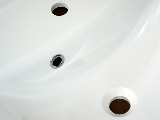 106cm aufsatz waschtisch bad spule spulbecken aufsatz for Aufsatz spülbecken