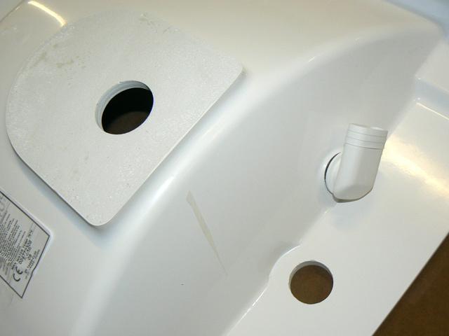 waschtisch bad k che sp le sp lbecken aufsatz waschbecken. Black Bedroom Furniture Sets. Home Design Ideas