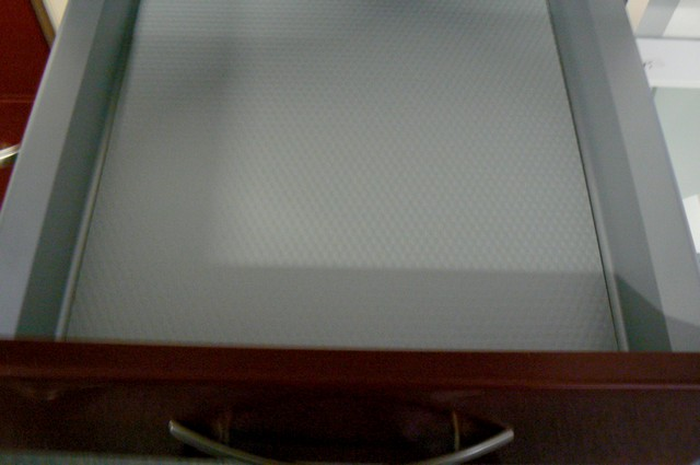 58cm unterlage besteck schublade gummimatte k che s08 ebay. Black Bedroom Furniture Sets. Home Design Ideas