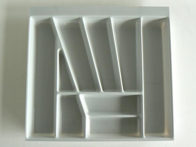 schubladeneinsatz 47 x 50 besteckeinsatz besteckkasten ebay. Black Bedroom Furniture Sets. Home Design Ideas