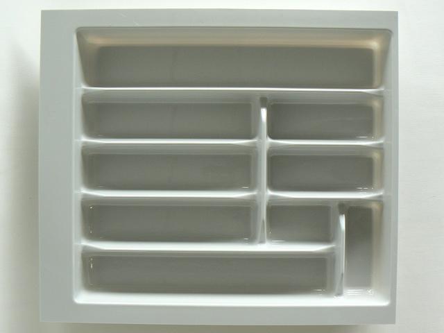 Besteckeinsatz Schublade 50 Cm : 50 3 cm x 57 3 cm besteckeinsatz besteckkasten besteck schublade plastik ~ Watch28wear.com Haus und Dekorationen