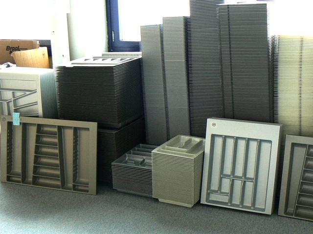besteckeinsatz besteckkasten 41 8 cm x 47 3 cm f r k chen. Black Bedroom Furniture Sets. Home Design Ideas
